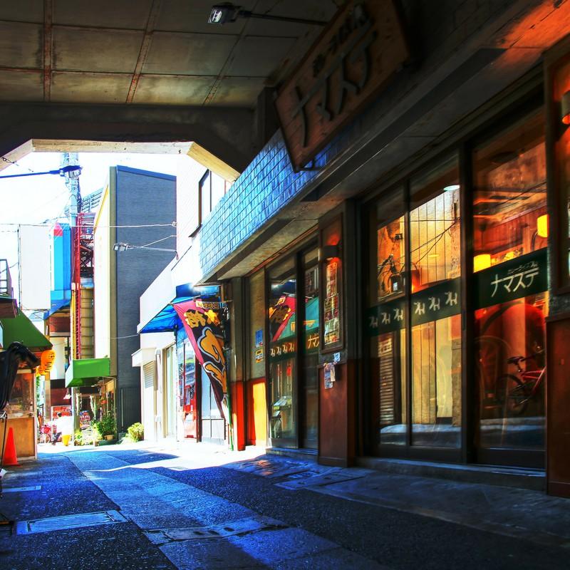東京 三ノ輪 カレー屋さん