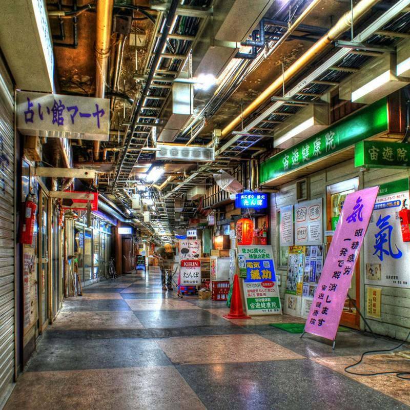 浅草駅(ストックから)