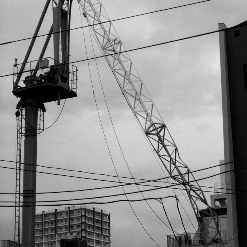 Broken Crane
