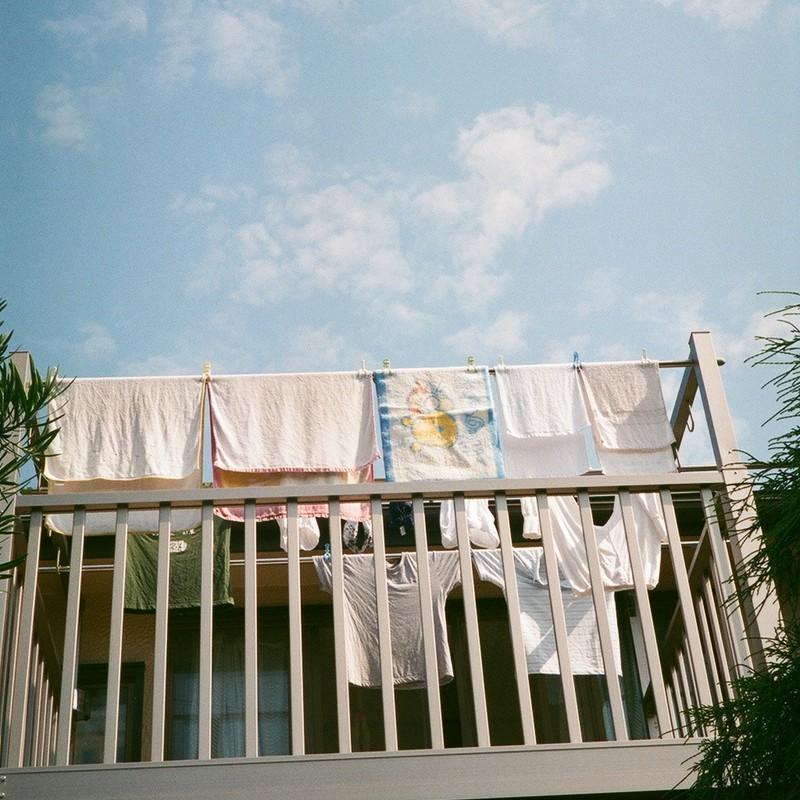 洗濯しましょう、そうしましょう