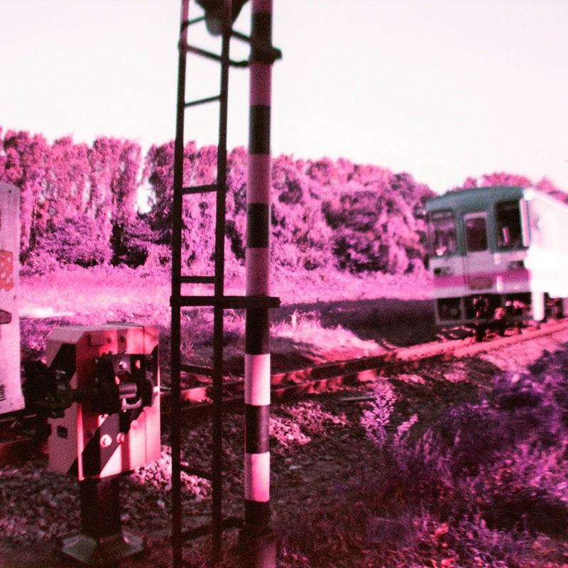 ムラサキ鉄道。