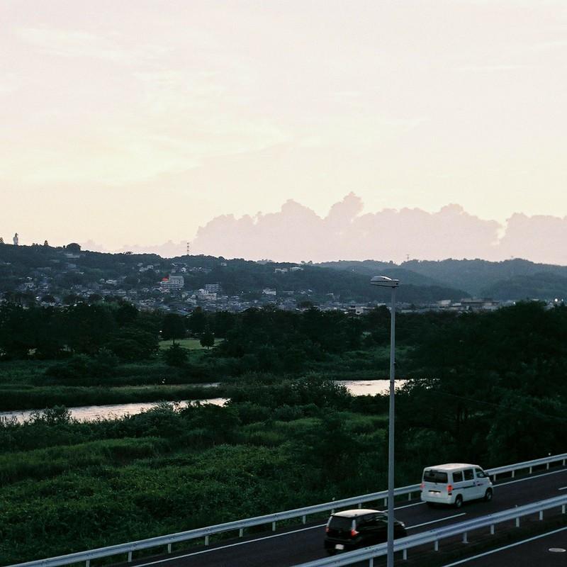 観音山丘陵