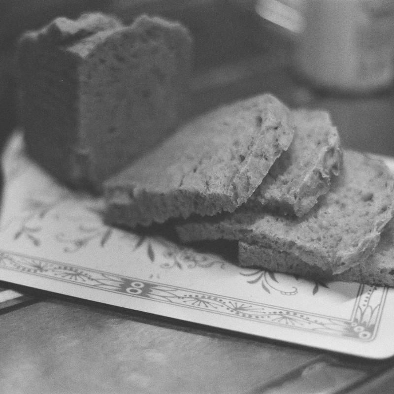 お米のパン。