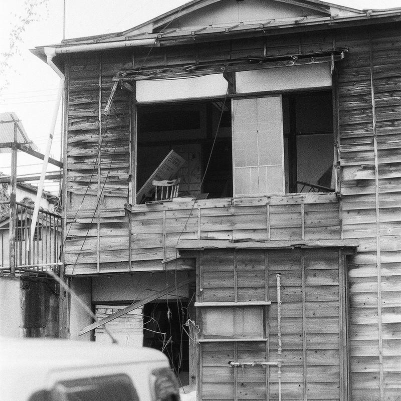 おばあの家。