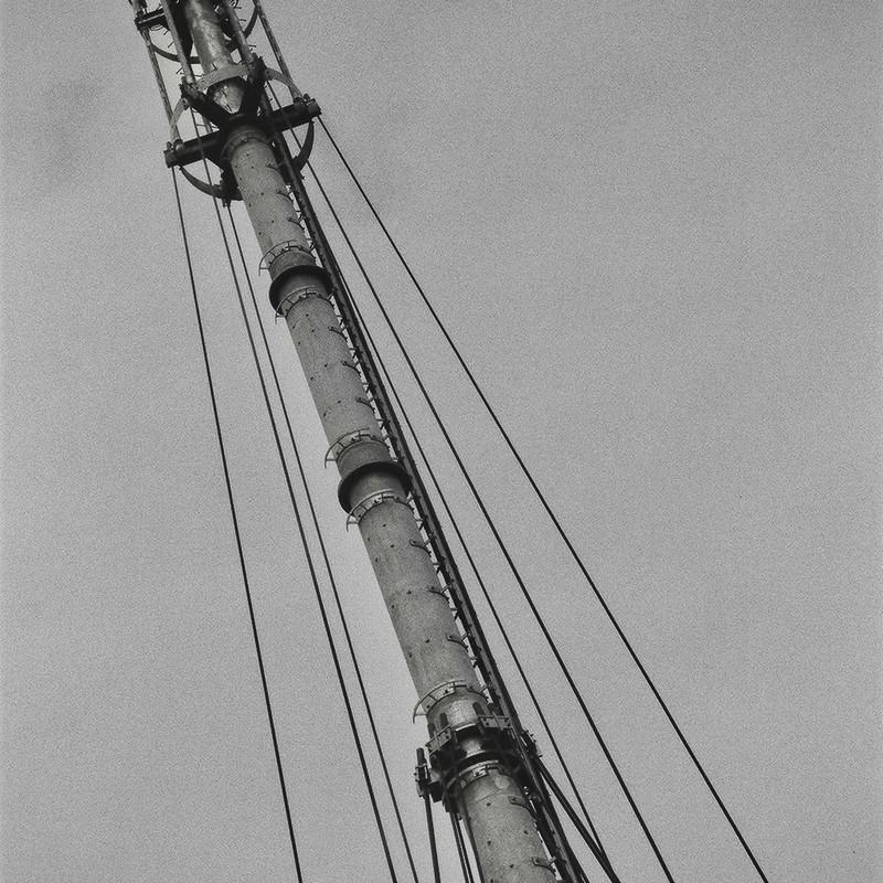 支線式鉄塔(鉄柱?)