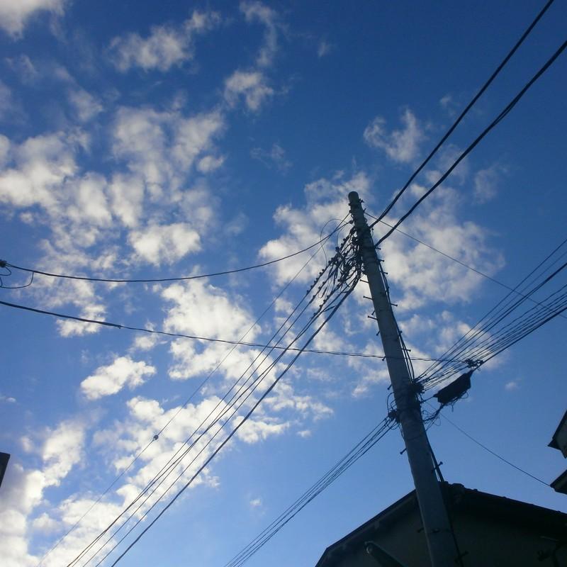 結局、空が好き。