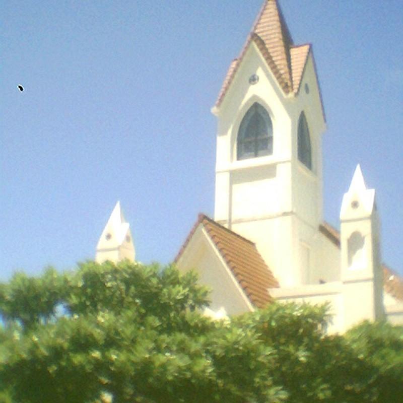 アリビラグローリー教会~ビスケットカメラver.~