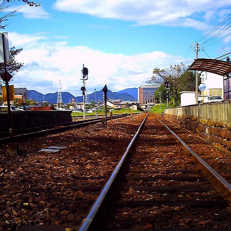 線路~鉄道待ちの合い間に~