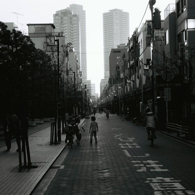 夕焼けストリート