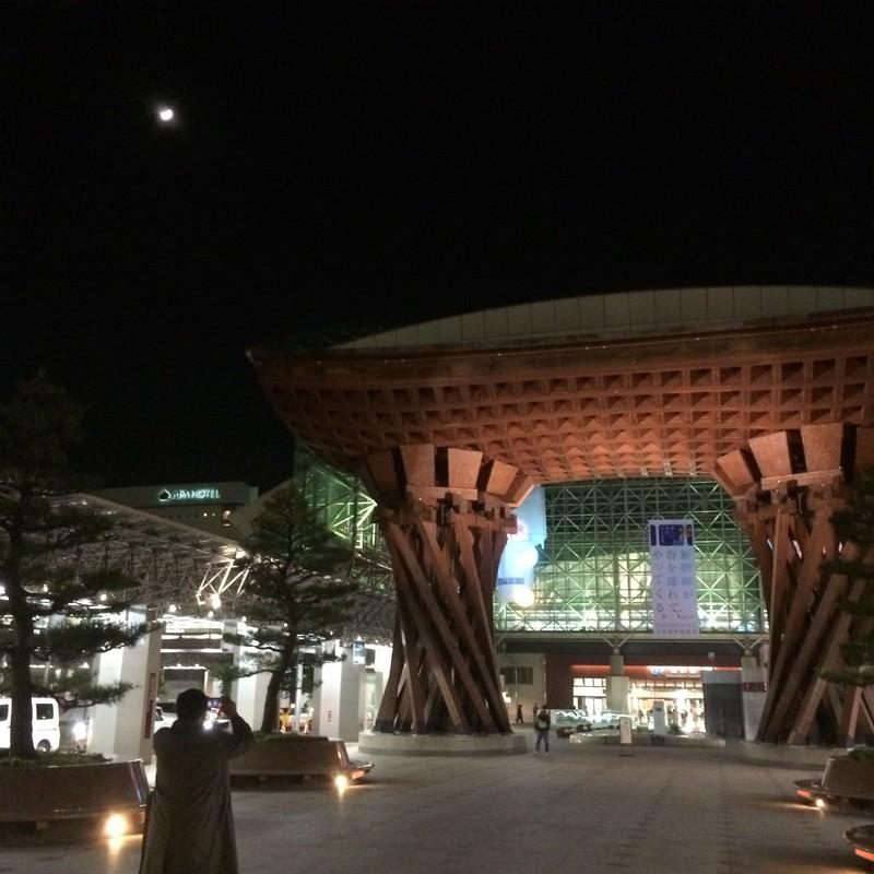 月夜のビグザム