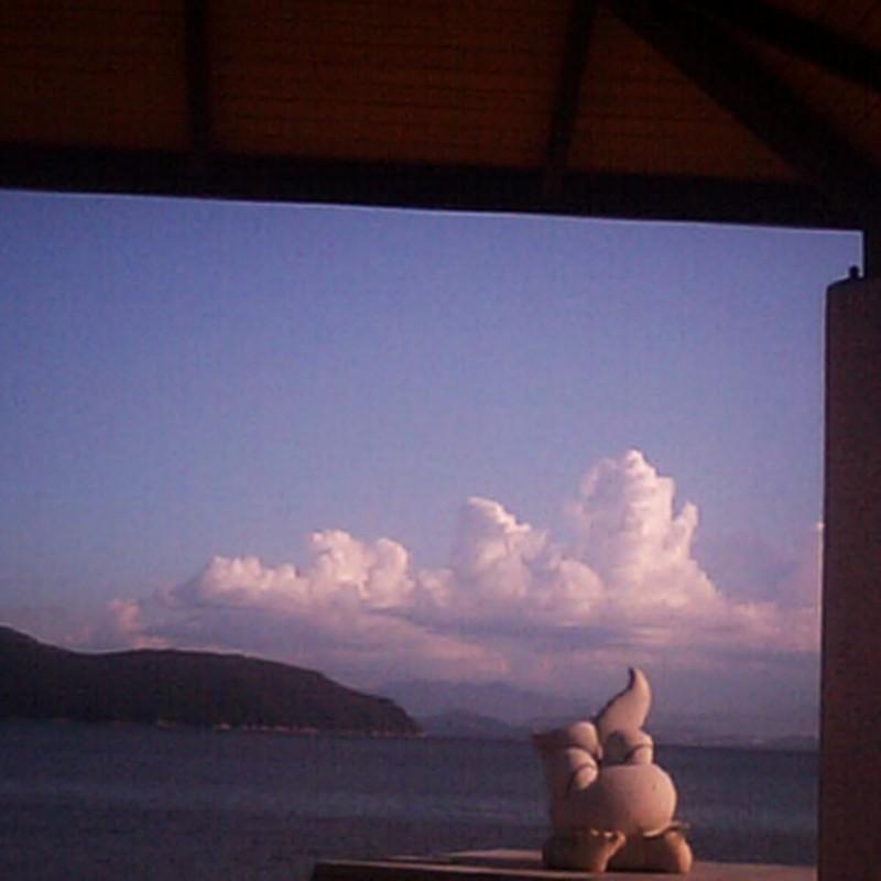 魚蛙 at小豆島