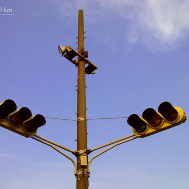 死んだ信号機