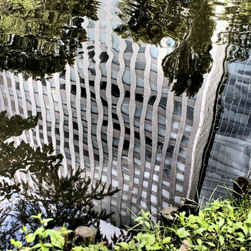 水中ビルディング*