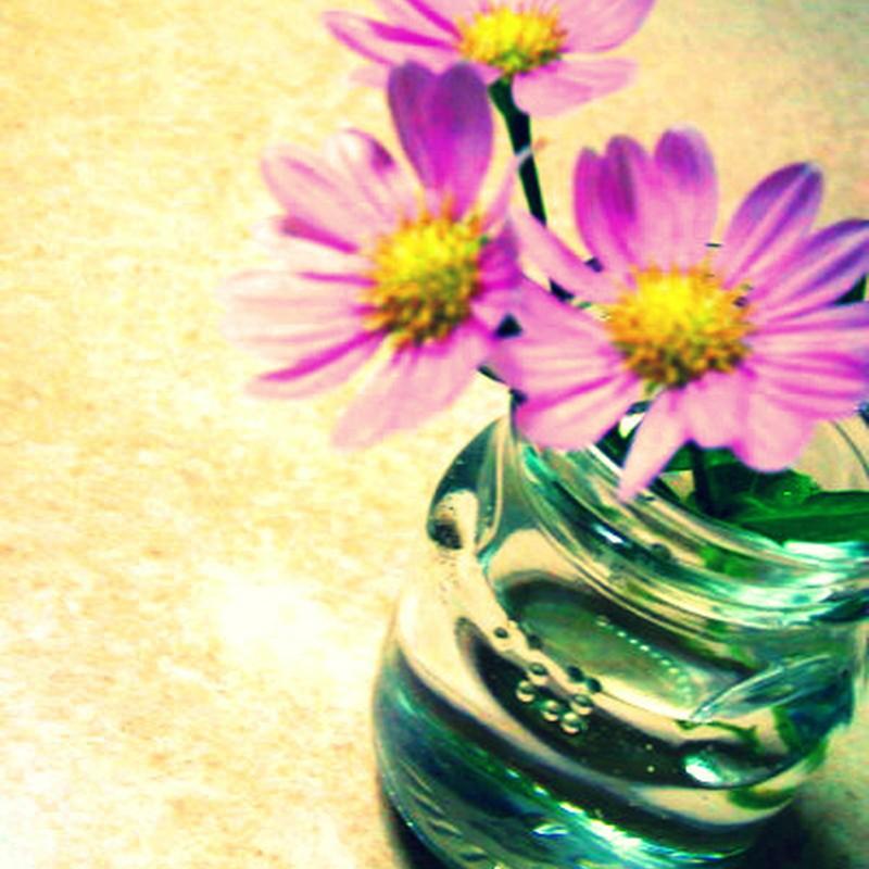 卓上の花#1
