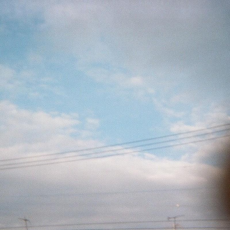 空を撮ろうとしたら