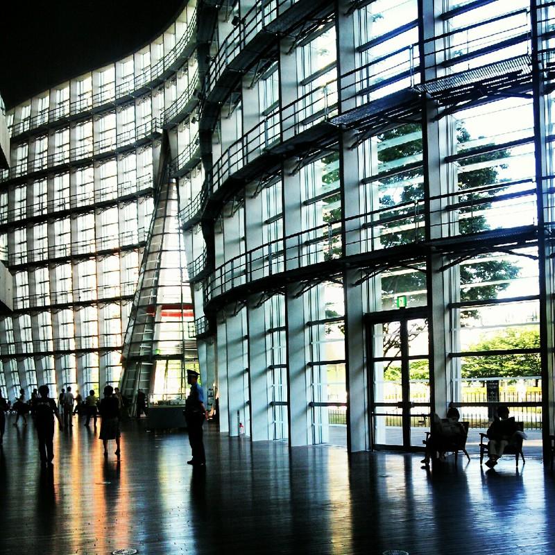 国立新美術館 #2
