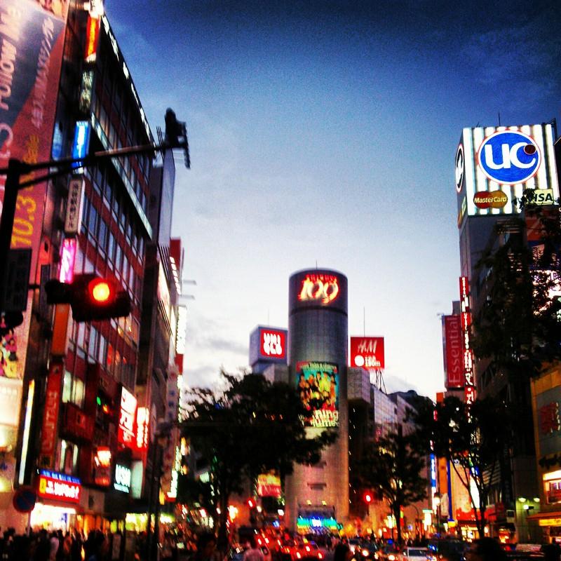 渋谷 5 p.m.