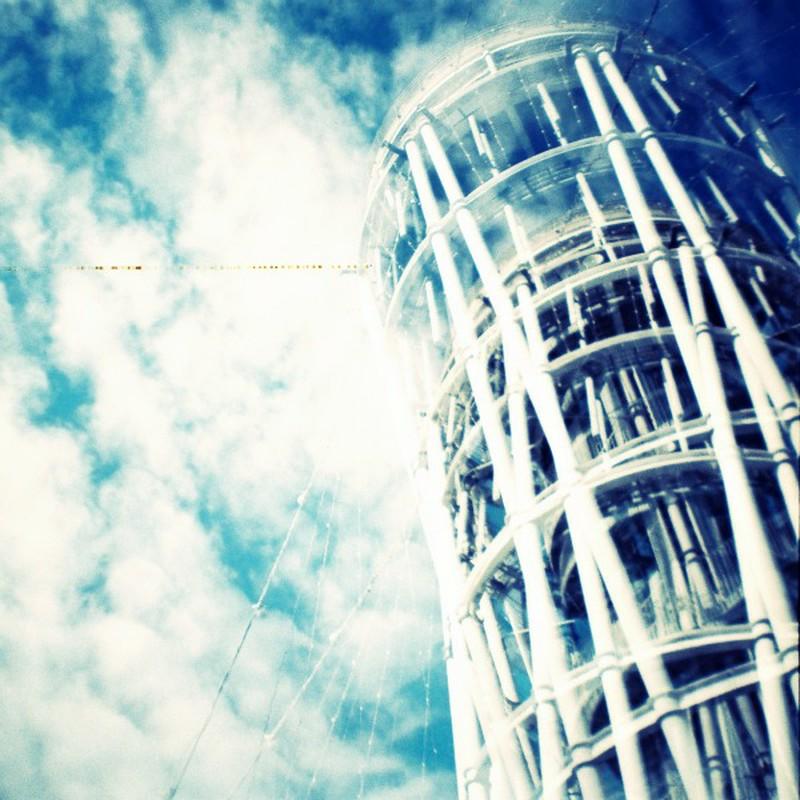 揺らぐタワー