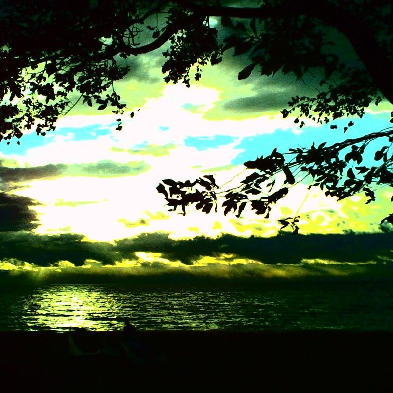 時雨の湖畔 3