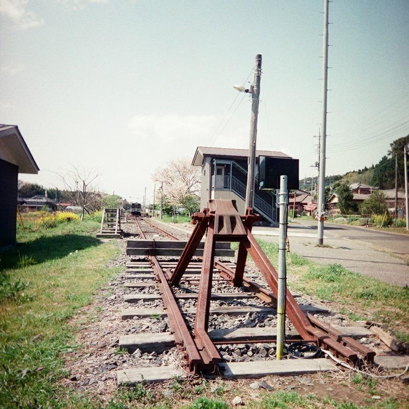 ここは終着駅? それとも 始発駅?