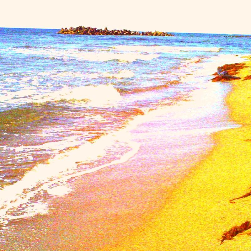 記憶の中の海