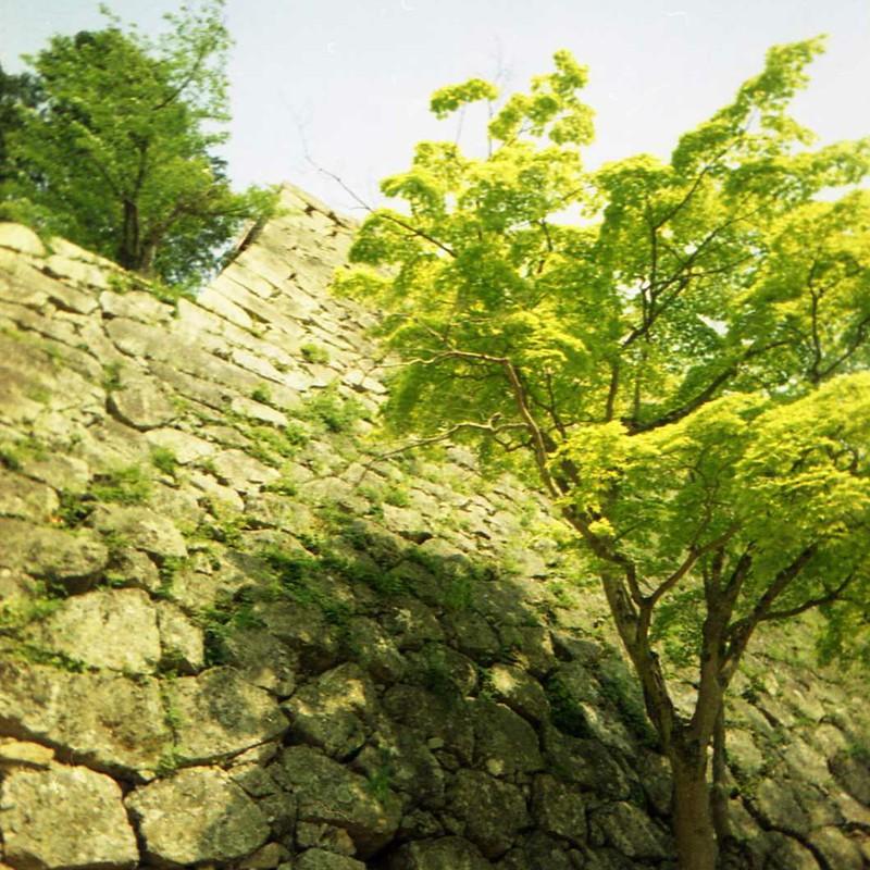 姫路城石垣