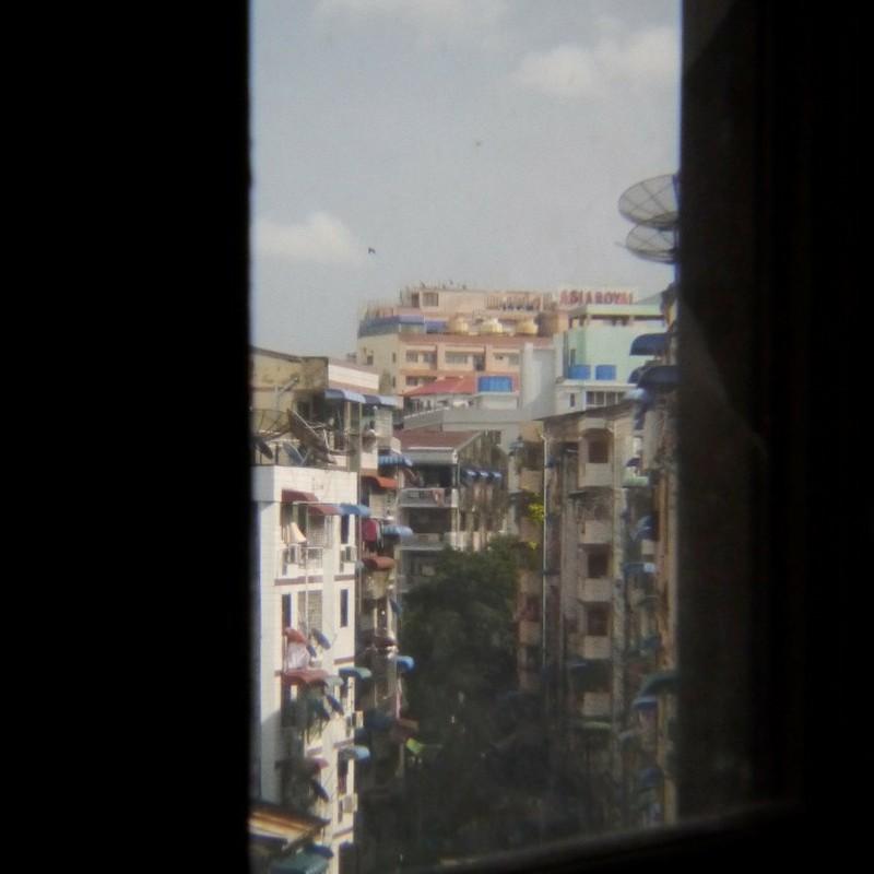 アジアの窓
