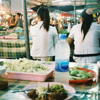 2011 夕暮れ、バンコク。アジア飯を喰らう