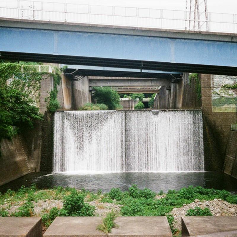 滝といくつかの橋 (SMENA8撮影)
