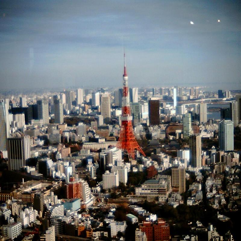 ベタな東京