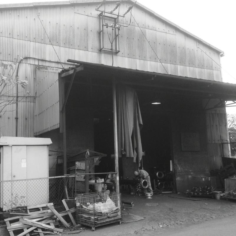 .好きです。町工場