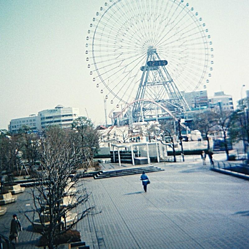 冬の観覧車@横浜みなとみらい21
