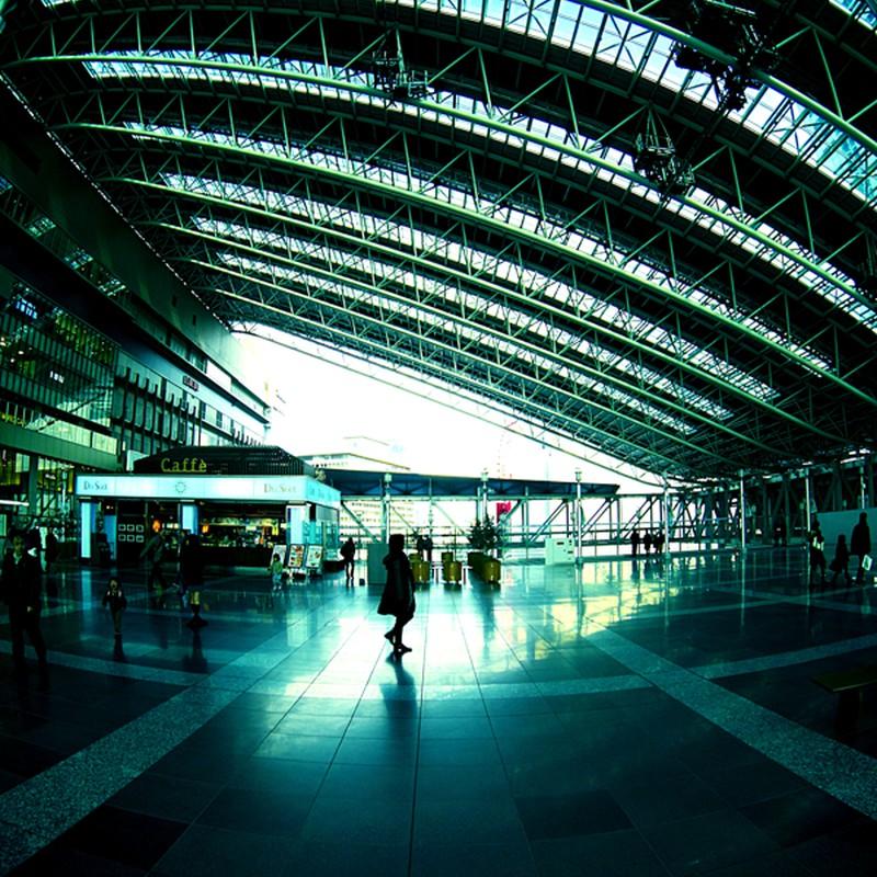 Futurist station