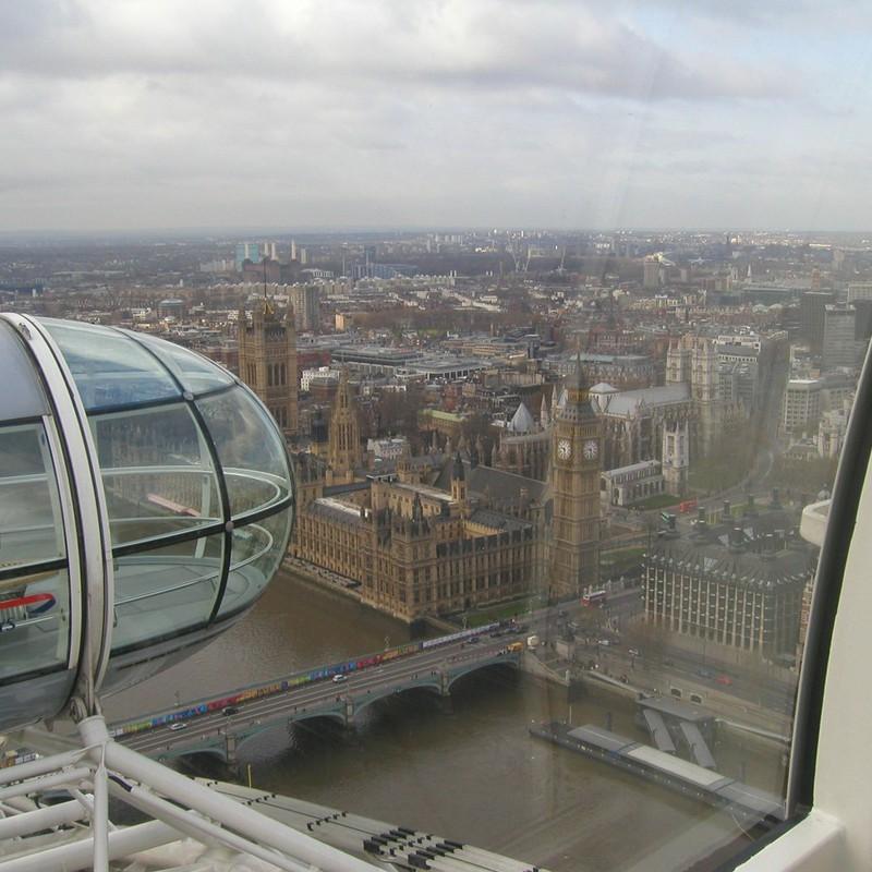 B.A.London Eye