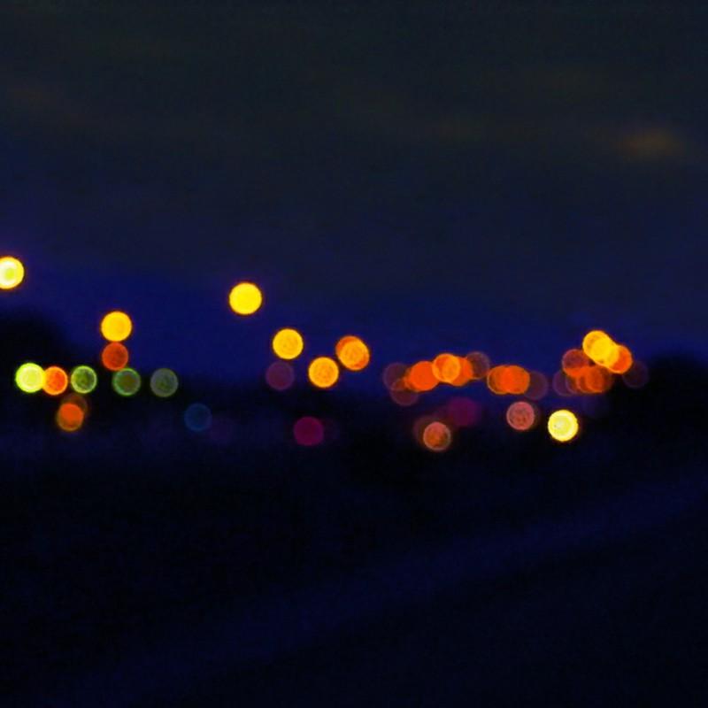 イルミネーション(高速道路)