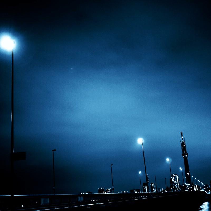 blue black night1
