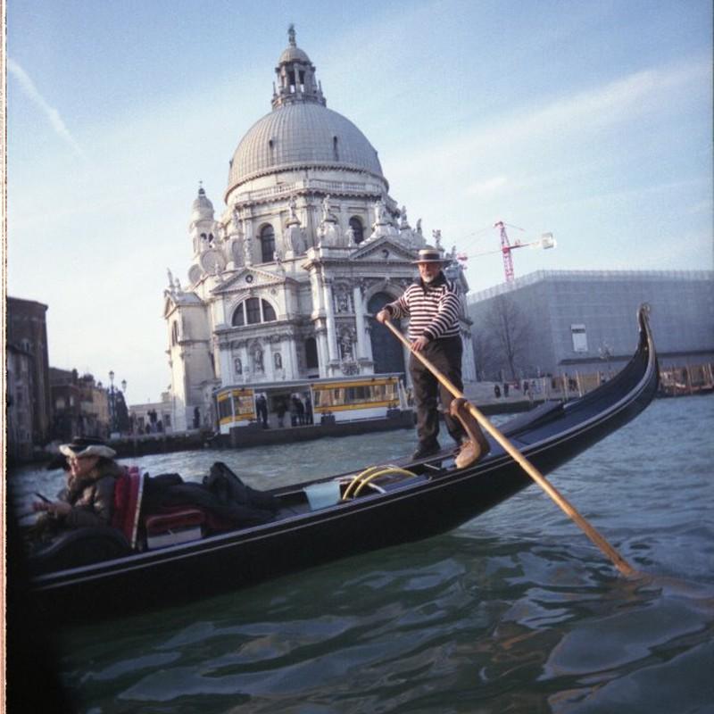 ヴェネチアのゴンドラ1