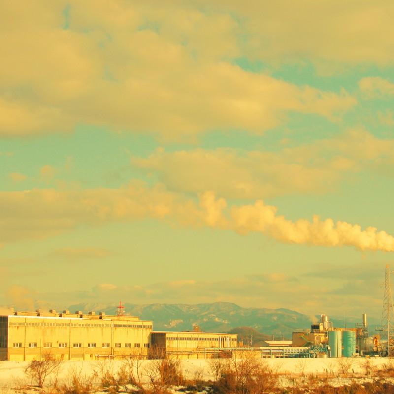 雲を作る工場