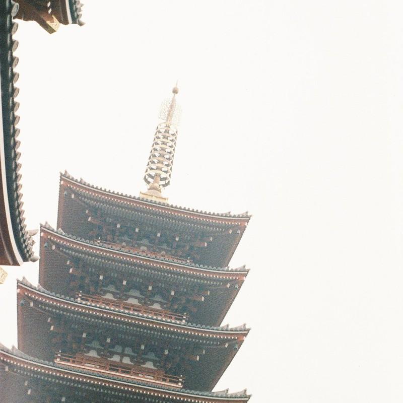 五重塔てきな