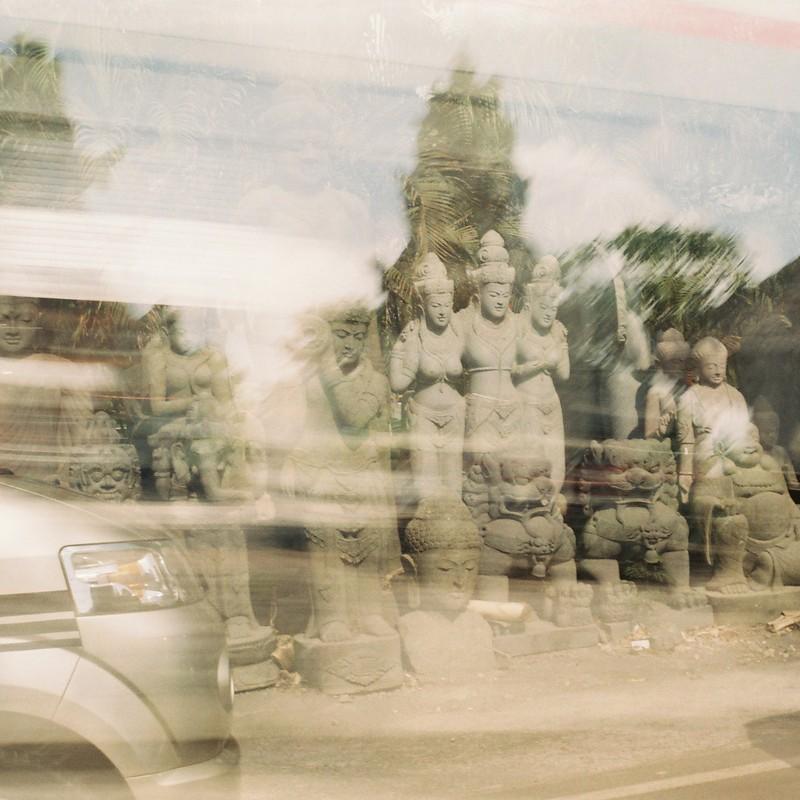 仏像と現代文明