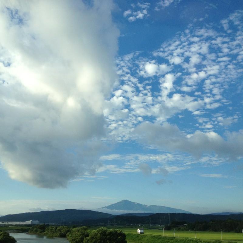 東北の富士