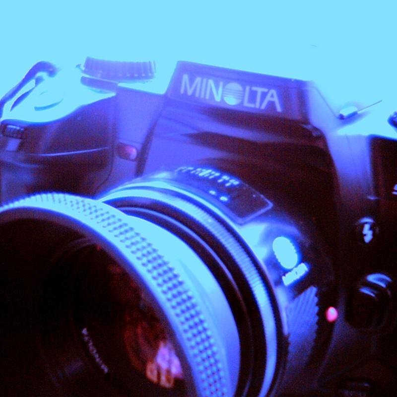 カメラリレー9 Minolta α507si