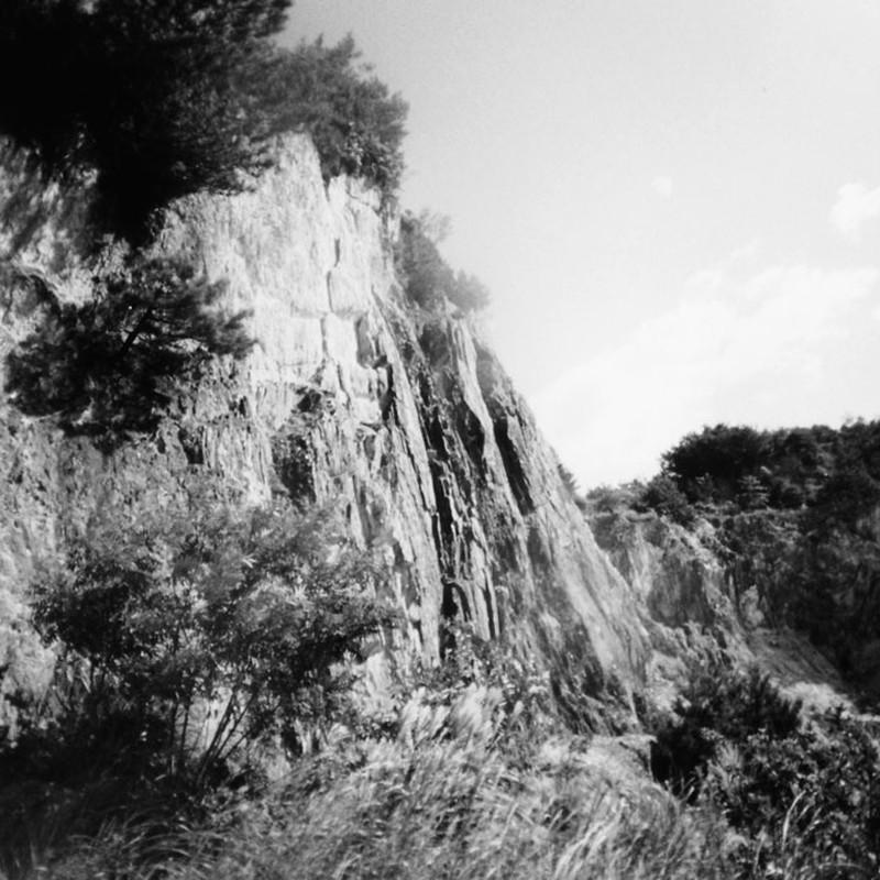 夏の採石場(1)