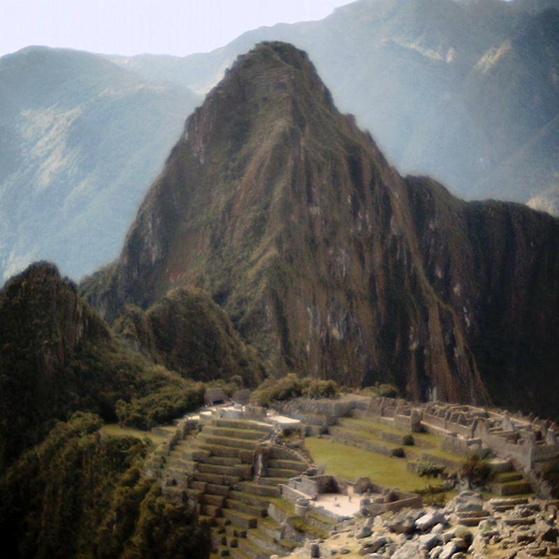 VQ in Machu-Picchu !!