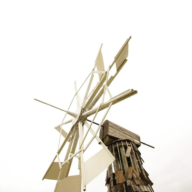 夢見る風車