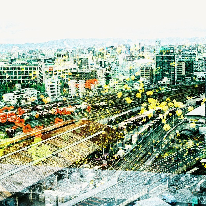 都市緑化計画進行中
