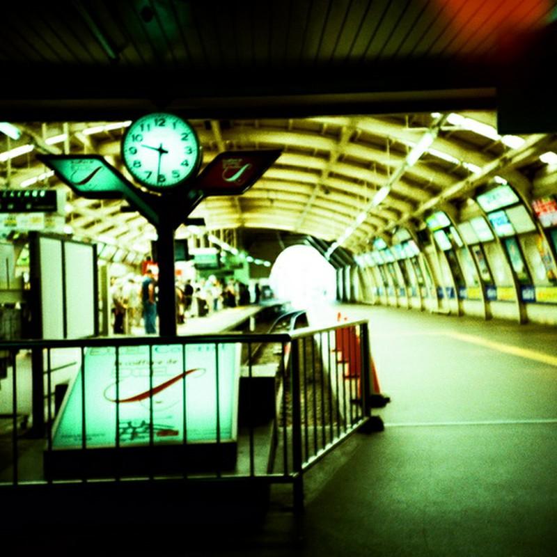 昭和なターミナル