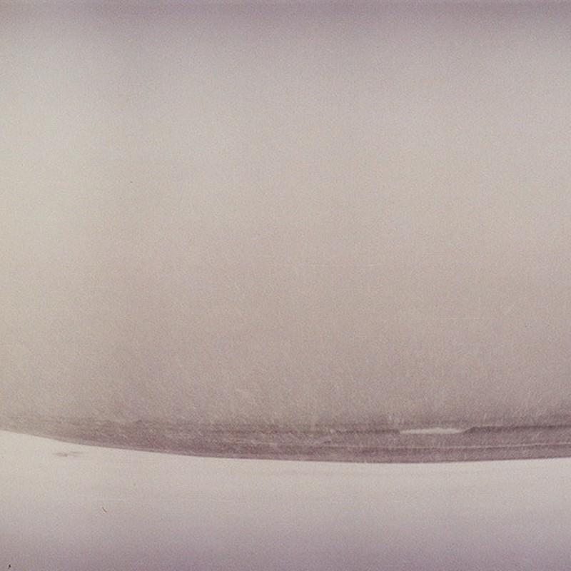 湘南海岸大雪警報