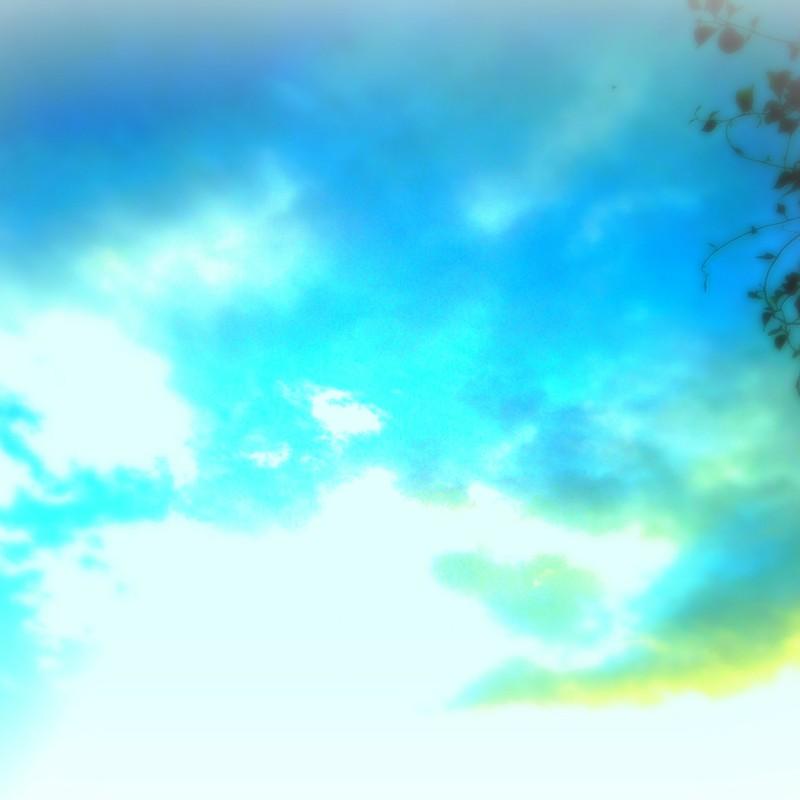 メルヘンな空