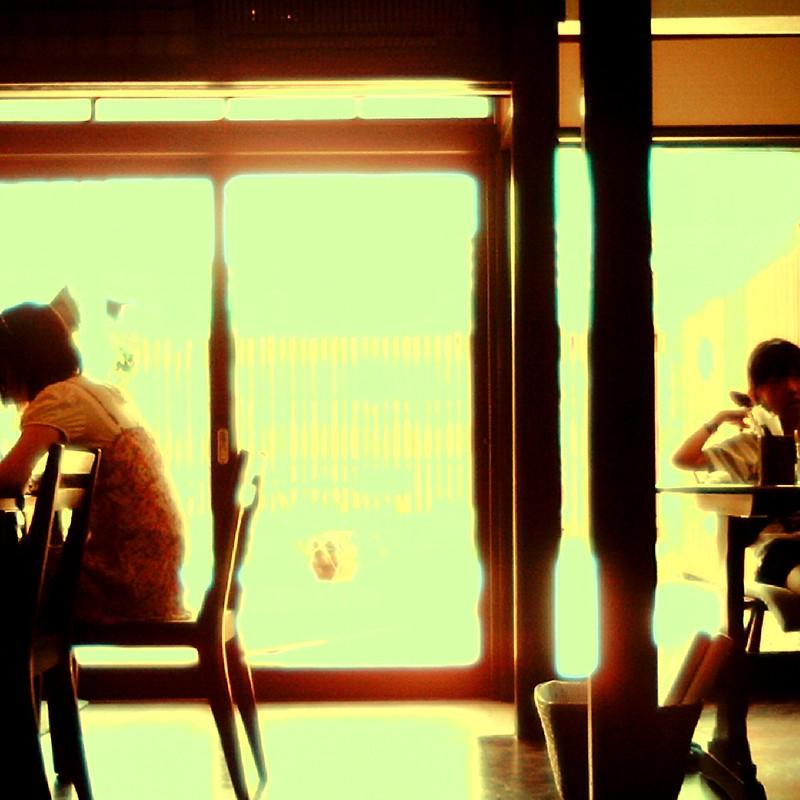 お日様カフェ